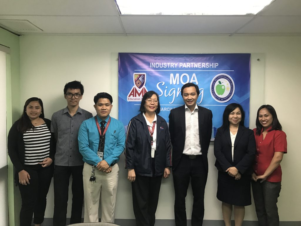 JEC Philippines renews ties with AMAES